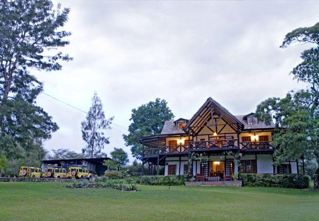 Twiga Lodge - Shaw Safaris Tanzania