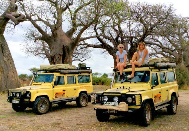 Camp and Lodge Safaris Tanzania