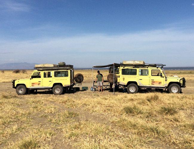 Self Drive Safaris - Long Safari
