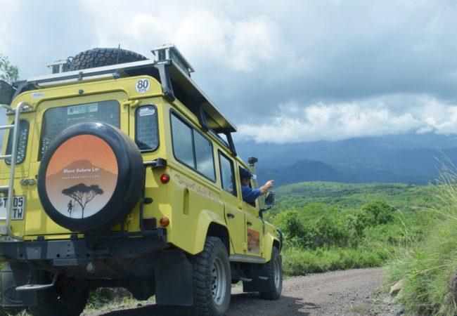 Our Safari Hire Vehicles