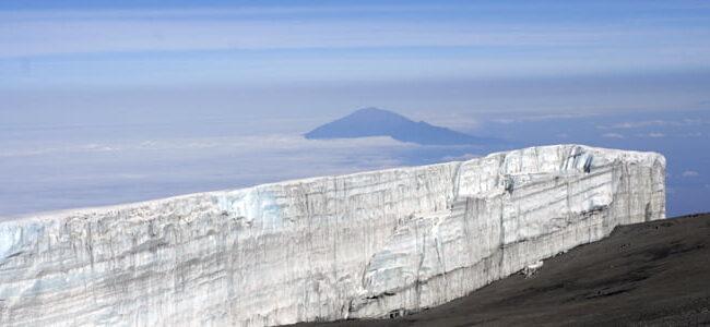 Kilimanjaro Stella Glacier